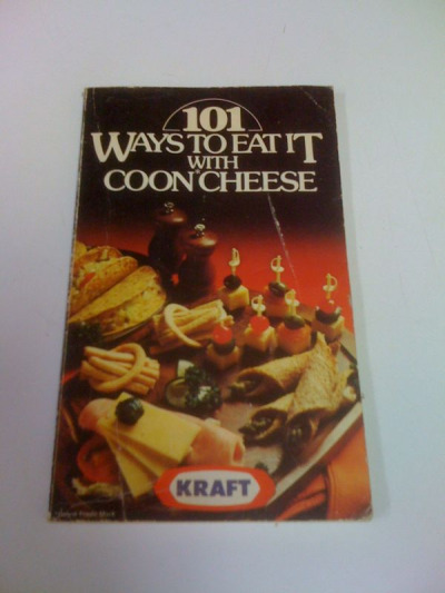 101 Ways To Eat It With COON Cheese