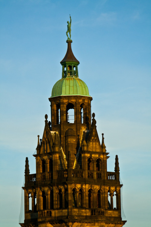 nic-stewart:  Sheffield Town Hall