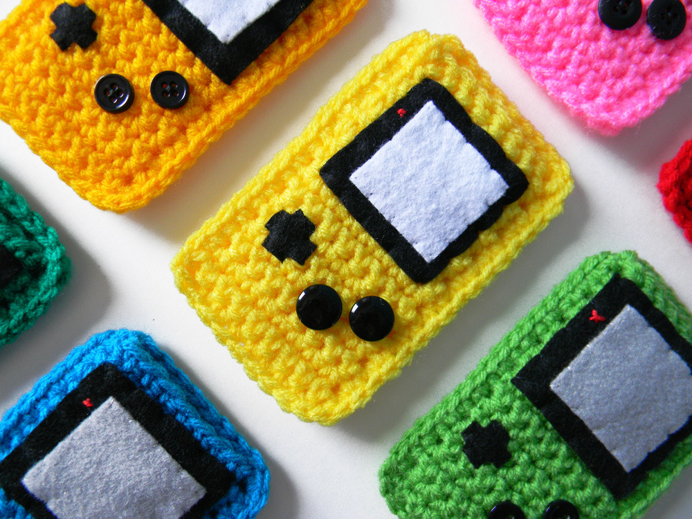designersof:  More new video game iPod cases in my shop!   Blog/Tumblr/Etsy ——posted by designers of tumblr