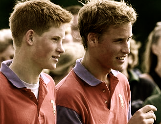 remember when william was GORGEOUS and looked better than harry? yeah, me too. -_- my, my how the shoe lands on the other foot!