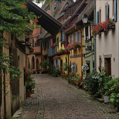 -cityoflove:  Eguisheim, France  my dream place to live <3