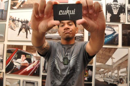 Cukui (produced by FourFive) coming soon  follow the San Jose fam: www.cukui.com