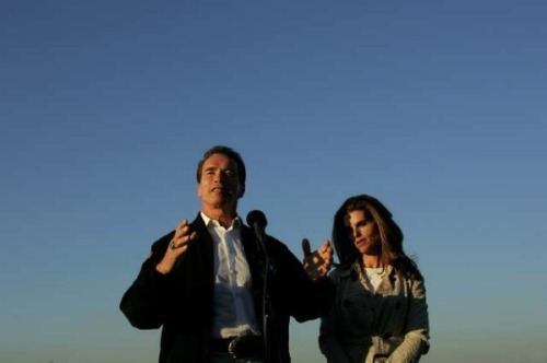 "Arnold Schwarzenegger, Maria Shriver separate: The Kennedys are about to lose its West Coast power couple. The former California governor (best known as a pun-friendly movie star) and his wife (best known for her time with ""Dateline NBC"") have been living apart for a few weeks now. ""We are continuing to parent our four children together. They are the light and the center of both of our lives,"" the couple said in a joint statement, which requested privacy. Arnold has said in the past that the rigors of being the governor of California were tough on his family life, and it shows here. (h/t producermatthew)"