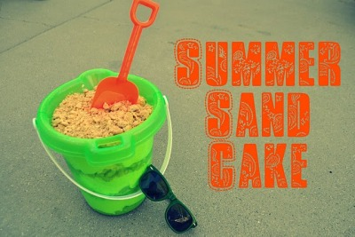 (via I Am Momma - Hear Me Roar: Summer Sand Cake)