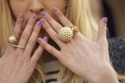 I`m inlove with rings rings right now,