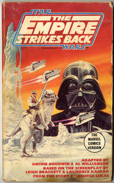 'The Empire Strikes Back', Marvel Comics version.