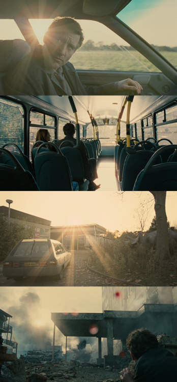 moviesinframes:  Children of Men, 2006 (dir. Alfonso Cuarón) By noisecult