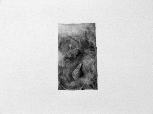 Stuart Whitton – Repitition A pencil drawing of the letter a, via handsome frank