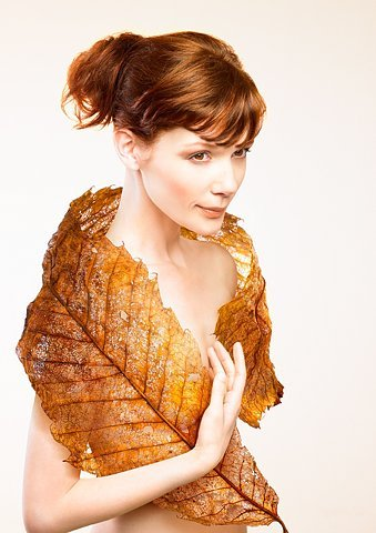 Hmm, this is an interesting shawl/top! Would you wear something like this?