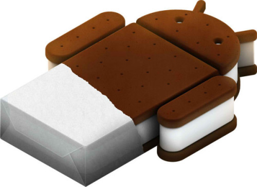 barbarars: Android Ice Cream Sandwich logo (via AndroidDev)