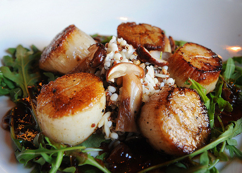 soooyummy:  Weathervane Scallops (by PacificGrill)