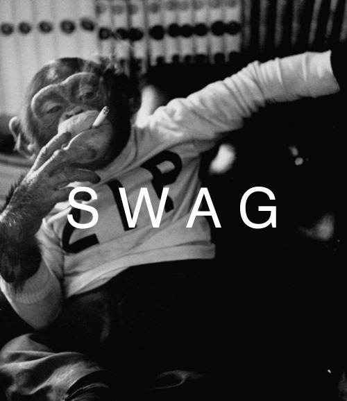thekid123:  More Swag Than You.