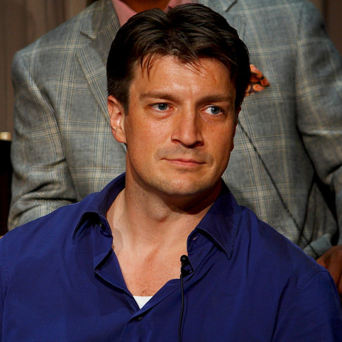 Nathan Fillion on Flickr.