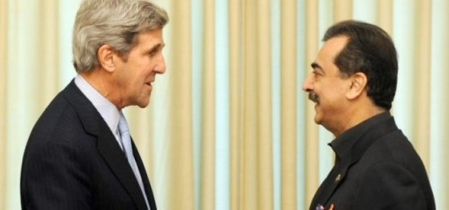 Mr. Diplomat: Senator John Kerry heads to Pakistan Tense times call for Kerry: The Massachusetts Senator, also head of the Senate Foreign Relations Committee, will be traveling to Pakistan this week, likely to try to smooth things over after what's been a very rocky stretch for American/Pakistani relations. Kerry has long been a supporter of the aid the U.S. has been providing Pakistan — as we mentioned yesterday, it totals $18 billion over the last nine years — so one might expect a pacifying tact on this visit. Also, in your alternate political history update, we could be halfway through President Kerry's second term right now.  source Follow ShortFormBlog