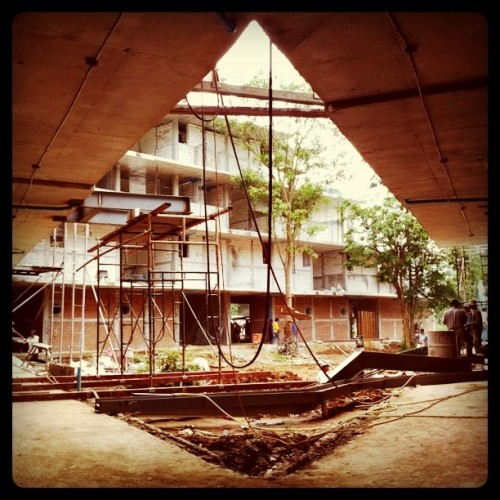 Site meeting#studiotofu#architecture (Taken with Instagram at Khaoyai,thailand)