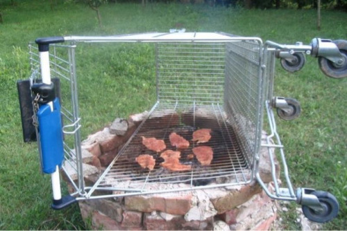 Crazy barbecue