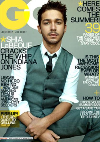 HOTTIE: Shia LaBeouf
