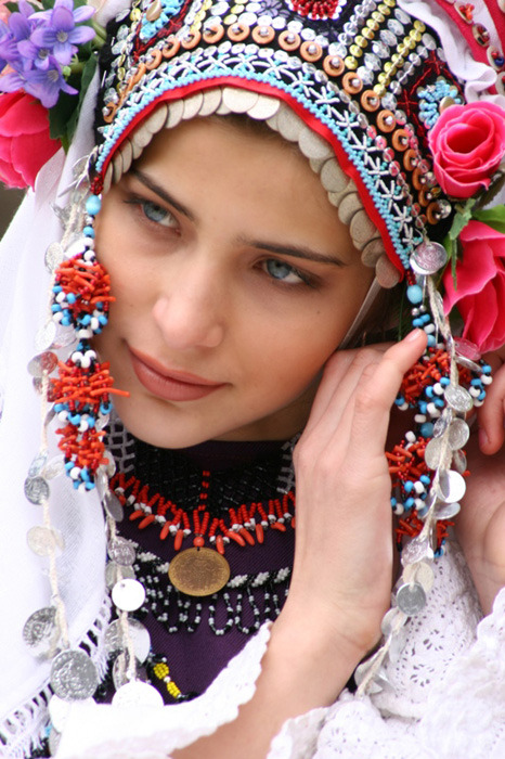 My Bohemian Girlfriend Balkan beauty….