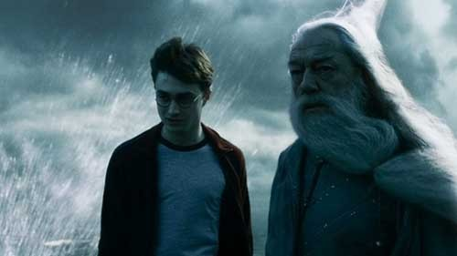 "Exclusive: Daniel Radcliffe talks about Harry Potter without Dumbledore Total Film recently sat down with Daniel Radcliffe to talk all things Harry Potter.As the release of Harry Potter and the Deathly Hallows: Part 2 fast approaches, Radcliffe told us what it was like shooting the final installments without Michael Gambon (AKA Dumbledore).When we asked if he missed Gambon's presence, Radcliffe responded: ""Yes – those scenes with the two of us [in The Half-Blood Prince] were the most fun scenes.""We shot them all in a period of about two months right at the beginning of the film. We were working together almost every day and it was great."""