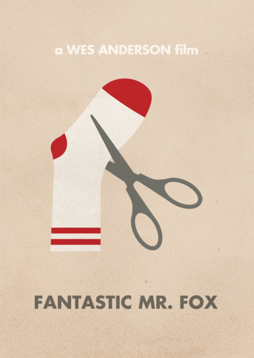 Fantastic Mr Fox by Justin Mezzell