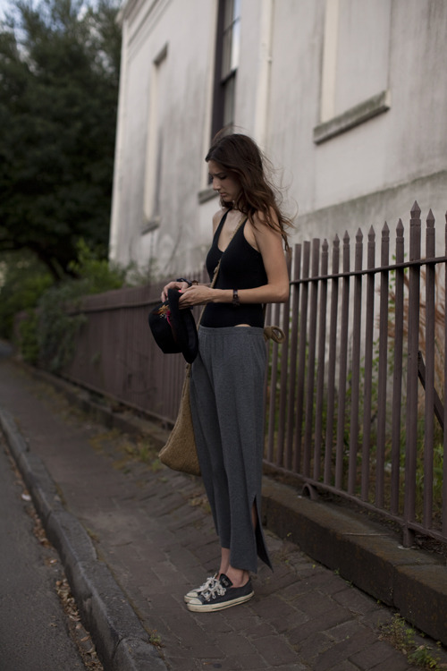 missmossblog:  via The Sartorialist