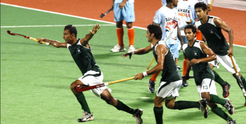 Pakistan breeze past India at the Sultan Azlan Shah hockey tournament, 3-1 at the Azlan Shah stadium in Ipoh, Malaysia. At half time, India led 1-0 but things changed in the second half when Pakistan forced India to take a backseat and score the three goals.   Follow us on Facebook | Twitter or Submit something or Just Ask!