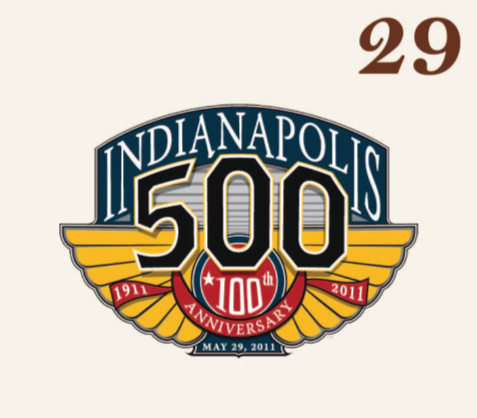 INDIE 500 (100 Year Anniversary) 1911-2011 !!Come Drink and watch the race with us!!
