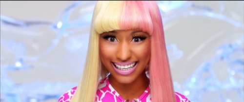 This is 90% Nicki Minaj Face.