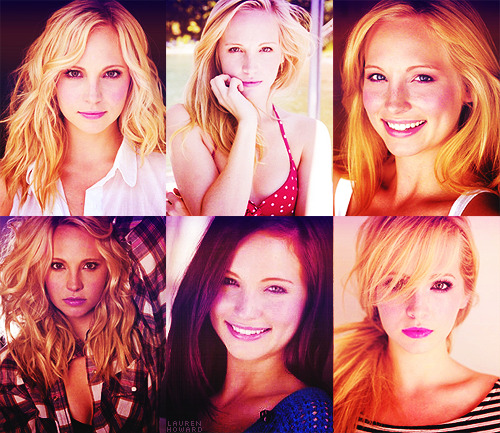 TOP 10 GIRL CRUSHES↳ Candice Accola