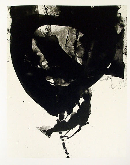 In 1940, Robert Motherwell came to New York City and joined a group of artists that would be  forever linked to one of paintings most influential movements, Abstract Expressionism. This group included Jackson Pollock, Willem De Kooning, Mark Rothko and Franz Kline.