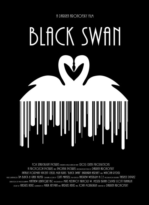Black Swan by Russell Lee Ford (russellfordmovies.tumblr.com)