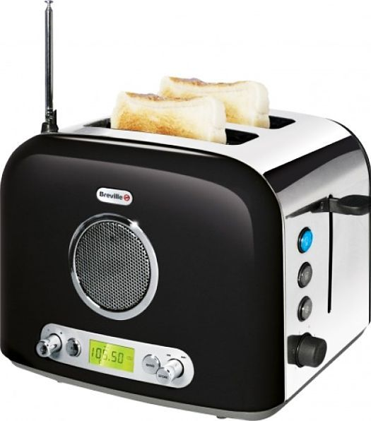 Radio Toaster - Would you buy it?