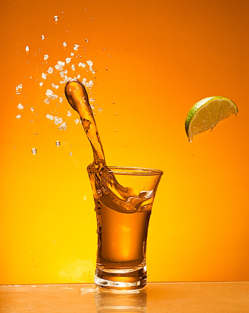 lori-rocks: Lick of Salt, Tequila, Lime  by ekmai