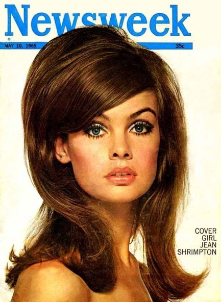 jessbennett:  svfinerie:  Jean Shrimpton Newsweek 1965 « We Heart Vintage from (via We Heart it)  So good.