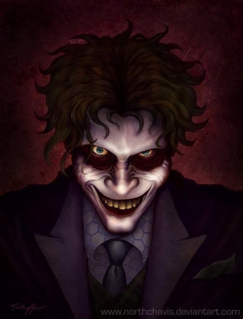 Joker by Stephen Arthur Schaffer