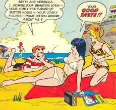 Their polyamorous relationship has never really been about Archie.