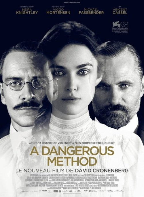 bohemea:  A Dangerous Method Gorgeous! Between this & Carnage I am a'flutter. A'flutter, I tell you!