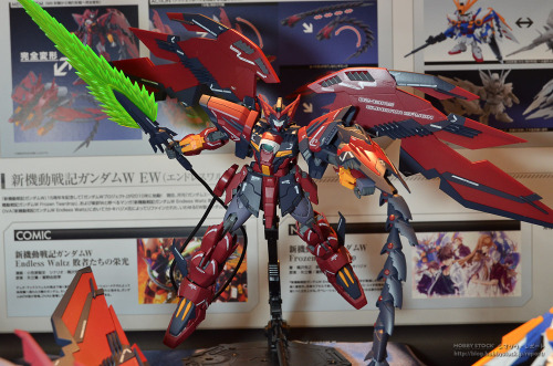 MG Gundam Epyon taken from the 50th Shozuoka Hobby Show Photo courtesy of gundamguy's blog Release Date: Jun 2011, Price: 4800 Yen