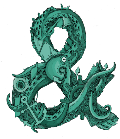 Octopus Ampersand  Take two…