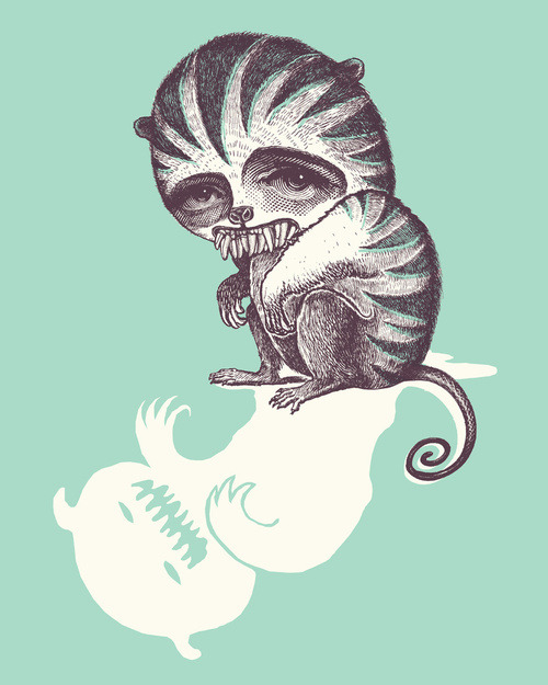 2headedsnake:  society6.com carolina espinosa