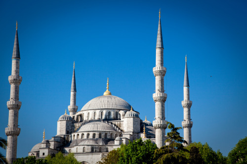 sav3mys0ul:  Sultan Ahmed Mosque (aka The Blue Mosque) (by ryan_roxx)