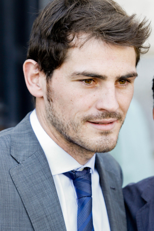 teetime-pntp:  Iker Casillas