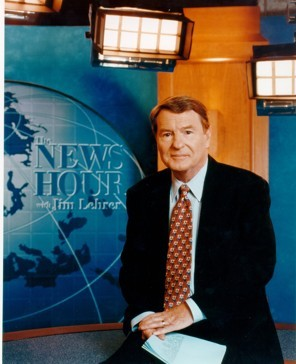 "abcworldnews:  Jim Lehrer, 76, to step down from PBS 'Newshour' on June 6th  The Washington Post:   Jim Lehrer, who has anchored PBS' ""Newshour"" program for 36 years, said Thursday morning that he is stepping down from the daily broadcast, ending the longest run of a national anchorman. Lehrer, 76, said he would leave as anchor on June 6, but would continue to appear on Fridays to moderate the ""Newshour's"" weekly news analysis segment featuring a panel of journalists. He will also continue to be involved with the program's producer, MacNeil/Lehrer Productions, based in Arlington."