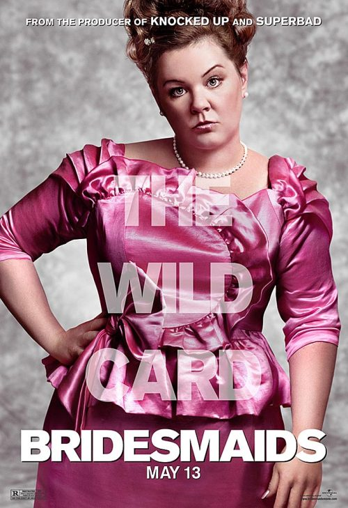 FOR YOUR CONSIDERATION. MELISSA MCCARTHY FOR QUEEN OF THE UNIVERSE.