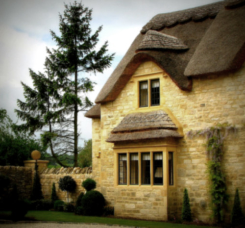 enchantedengland:     Cottage in Chipping Campden, the Cotswolds, England. Unsurprisingly, cottages were the most requested item in my Ask Box; which is wonderful because I adore them.    This ridiculously charming little home and garden was photographed by Sandra Leidholdt.