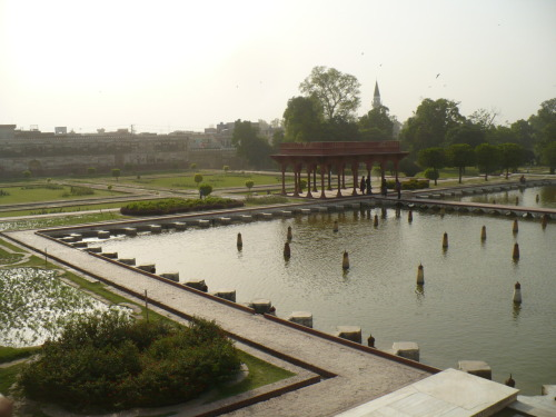 Shalimar Gardens. Lahore, Pakistan. Today we were at Shalimar Gardens. This is the most beautiful place I've personally visited. I'll post more about it in the coming days.