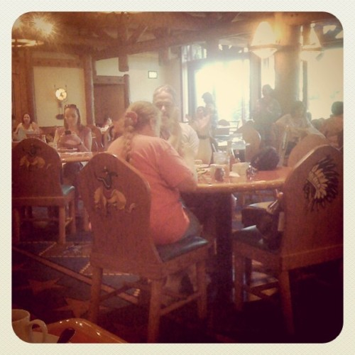 pony race (Taken with Instagram at Whispering Canyon Café)