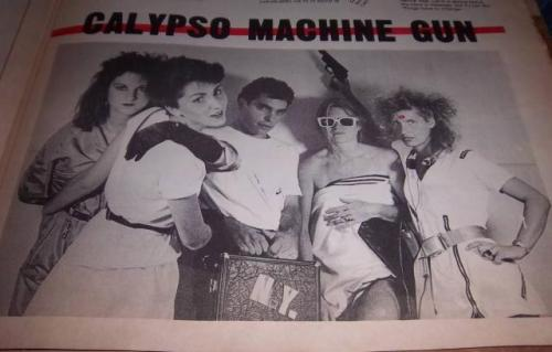 Hear Nebraska: Calypso Machine Gun | Echoes
