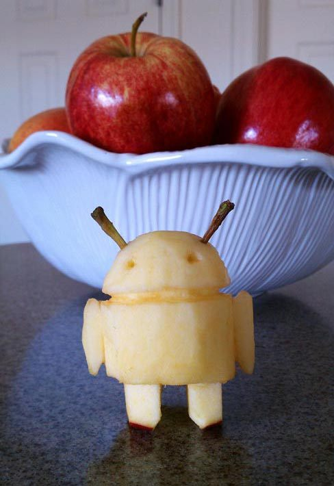 Apple Android! (via Android Blog)