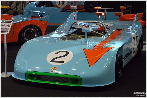Straightforward Starring: Porsche 908/3 (by jojothepotato)